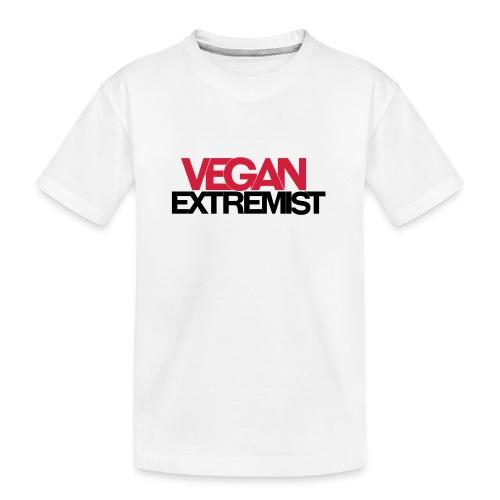Vegan Extremist - T-shirt bio Premium Ado