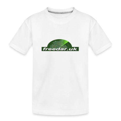 Freedar - Teenager Premium Organic T-Shirt
