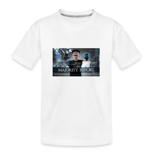 Majority Report - Teenager Premium Organic T-Shirt