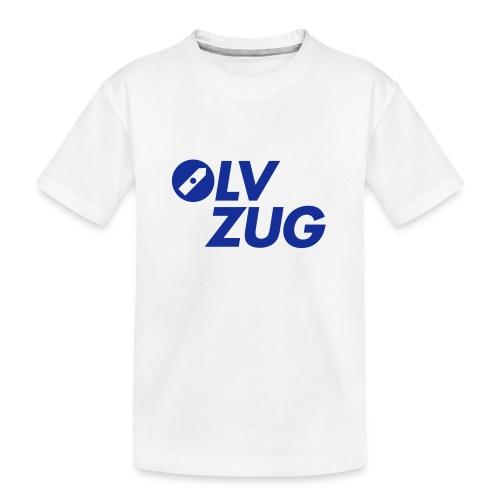 OLV_Zug_Logo_2_Z_ohneRand - Teenager Premium Bio T-Shirt