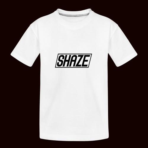 Shaze T-Shirt - Teenager premium biologisch T-shirt