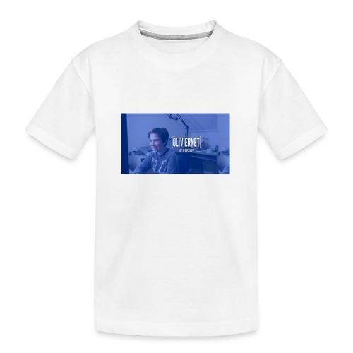 banner 3 jpg - Teenager premium biologisch T-shirt