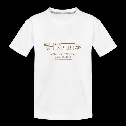 LOGO boccale png - Teenager Premium Organic T-Shirt
