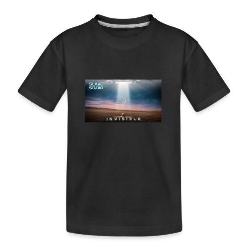 INVISIBLE - Maglietta ecologica premium per ragazzi