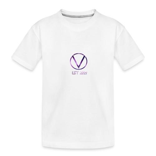 lOGO dEIGN - Teenager Premium Organic T-Shirt