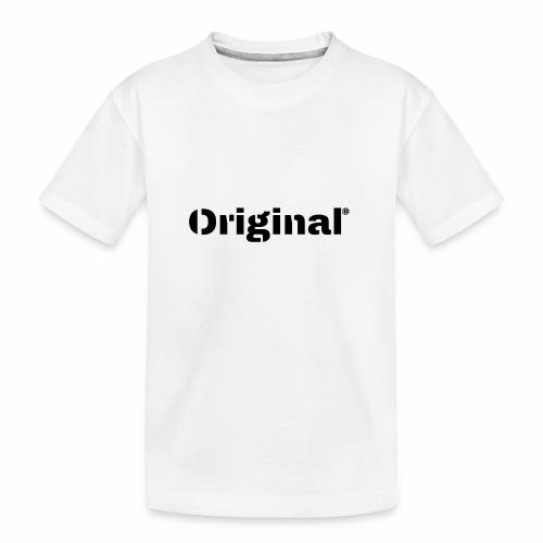 Original, by 4everDanu - Teenager Premium Bio T-Shirt