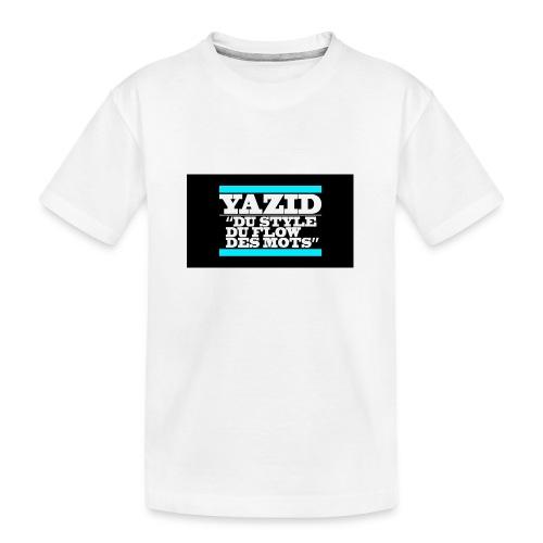jdfcrea serie 1 - T-shirt bio Premium Ado