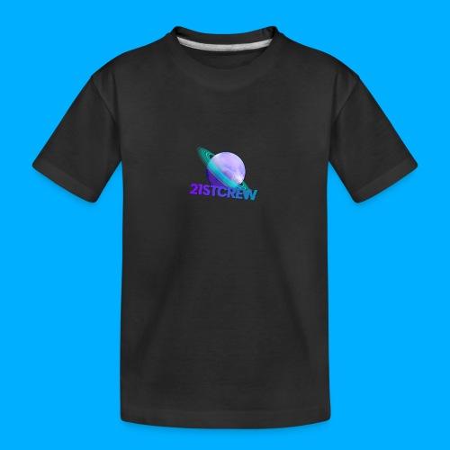 PurpleSaturn T-Shirt Design - Teenager Premium Organic T-Shirt