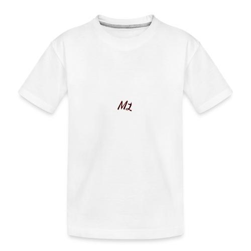 ML merch - Teenager Premium Organic T-Shirt