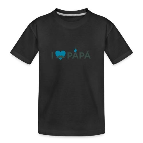 ik hoe van je papa - T-shirt bio Premium Ado
