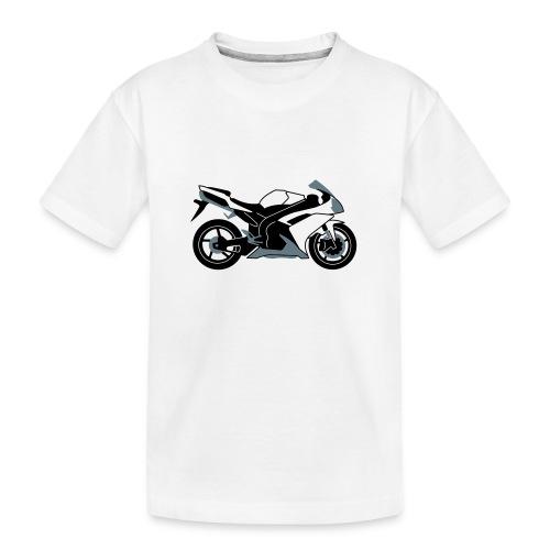 R1 07-on V2 - Teenager Premium Organic T-Shirt
