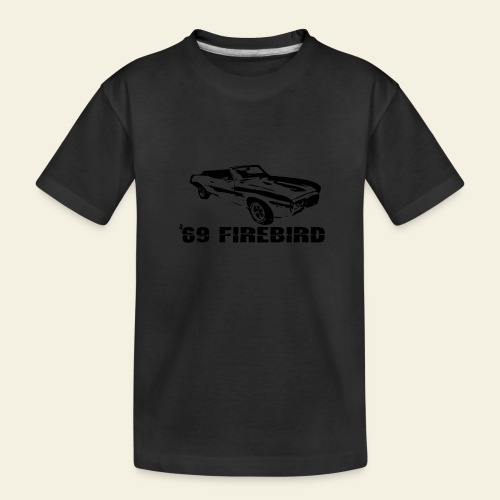 firebird small - Teenager premium T-shirt økologisk