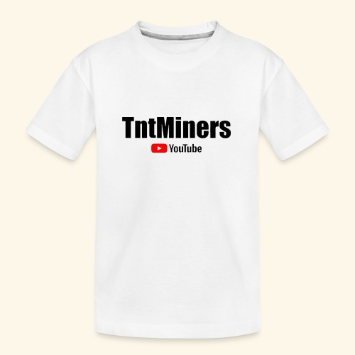 tnty - Ekologisk premium-T-shirt tonåring