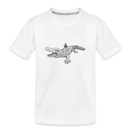 JUANCHO RIDES AGAIN MASTER - Teenager Premium Organic T-Shirt