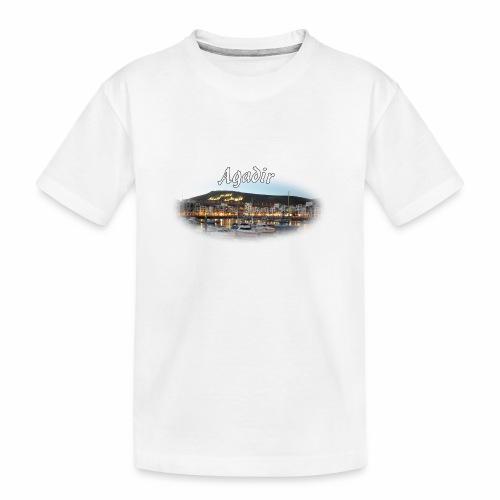 Agadir, Morocco - Teenager Premium Organic T-Shirt