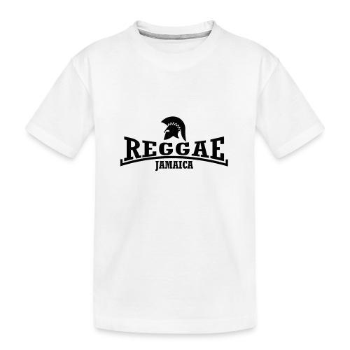 trojanreggae - Teenager Premium Bio T-Shirt