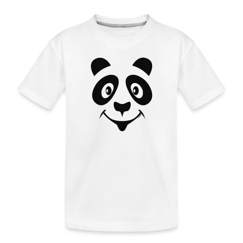 PANDA LOOK Textile and Gift Products FP10-52 - Teinien premium luomu-t-paita