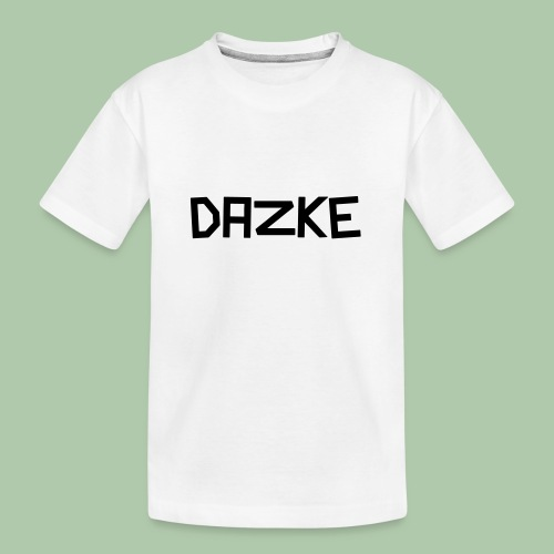 dazke_bunt - Teenager Premium Bio T-Shirt