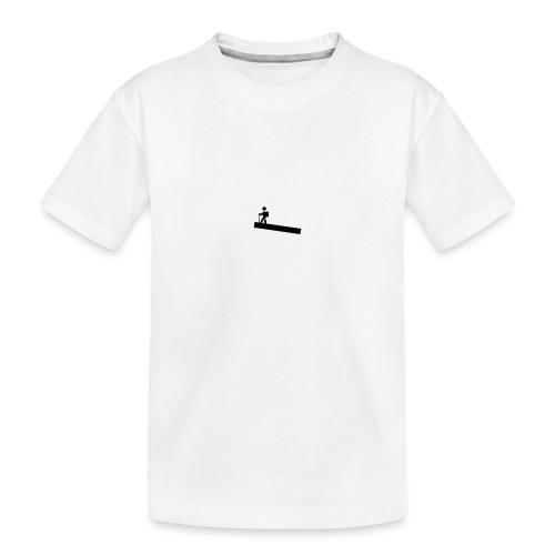 hike - Teenager premium biologisch T-shirt