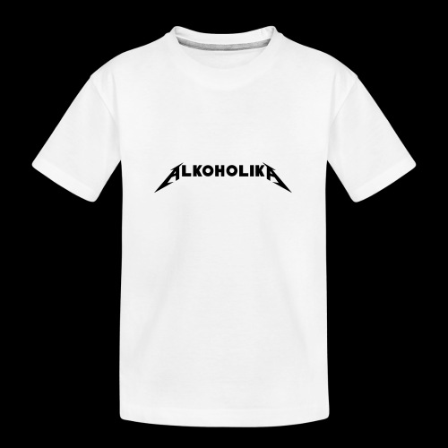 Alkoholika Official - Teenager Premium Bio T-Shirt
