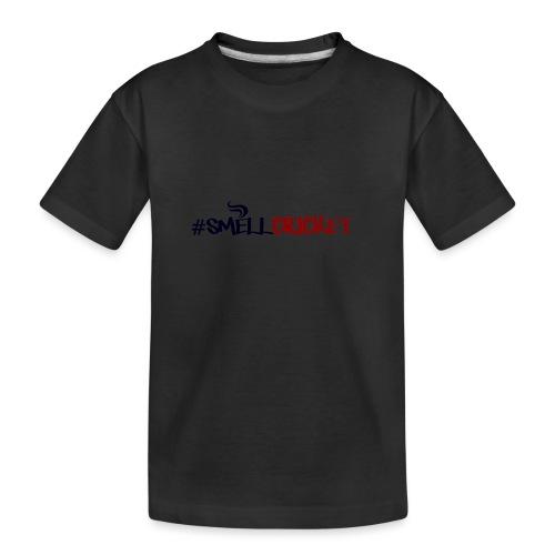 smellcricket - Teenager Premium Organic T-Shirt