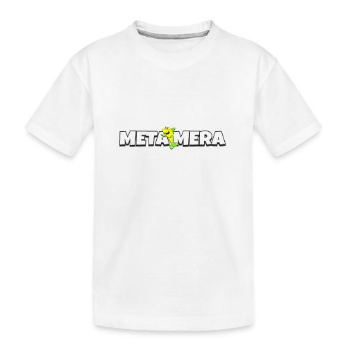 MetaMera - Ekologisk premium-T-shirt tonåring