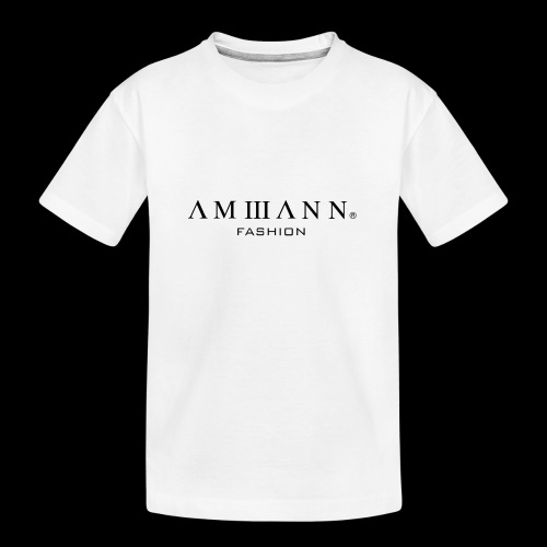 AMMANN Fashion - Teenager Premium Bio T-Shirt