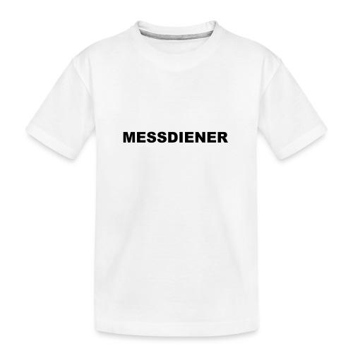 messdiener - Teenager Premium Bio T-Shirt