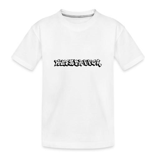 kUSHPAFFER - Teenager Premium Organic T-Shirt