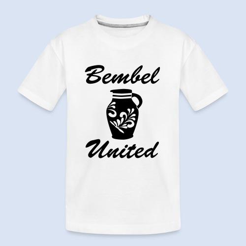 Bembel United Hessen - Teenager Premium Bio T-Shirt