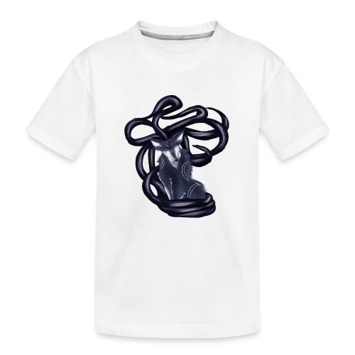Beast in the night - Teenager Premium Organic T-Shirt