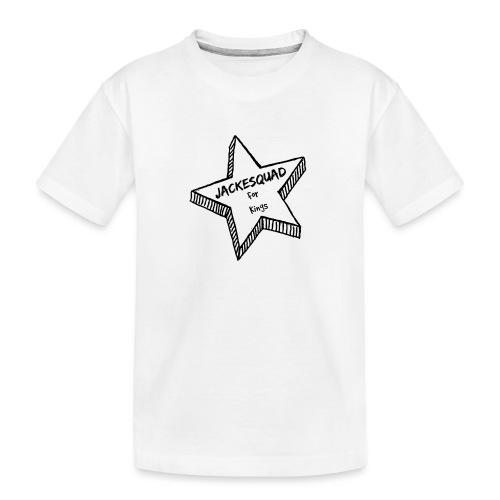 JACKESQUAD - Ekologisk premium-T-shirt tonåring