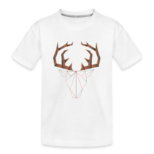 LOW ANIMALS POLY - T-shirt bio Premium Ado