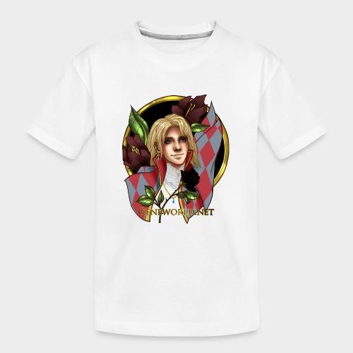 Geneworld - Hauru - T-shirt bio Premium Ado