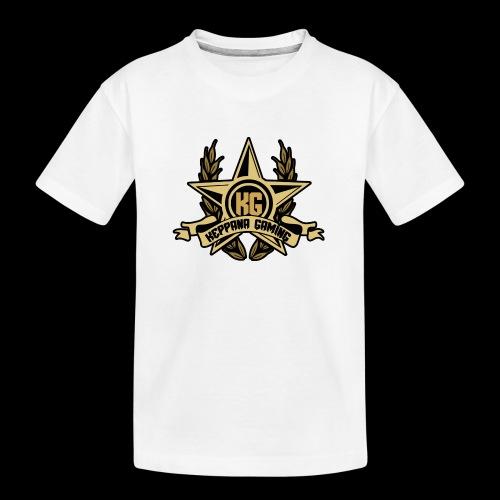 Keppana Gaming - Teinien premium luomu-t-paita