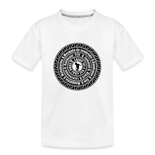WENKA 4 - T-shirt bio Premium Ado