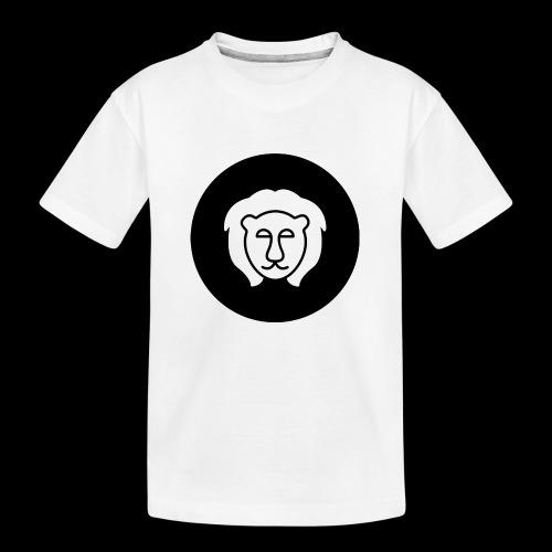 5nexx - Teenager premium biologisch T-shirt