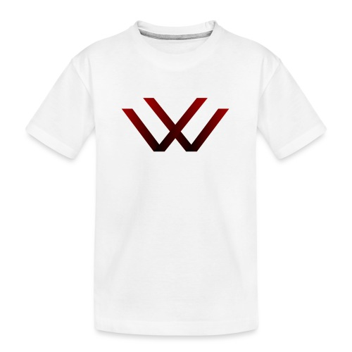 English walaker design - Teenager Premium Organic T-Shirt