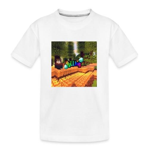 xxkyllingxx Logo på twitch - Teenager premium T-shirt økologisk