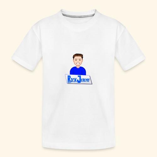 RickJeremymerchandise - Teenager premium biologisch T-shirt