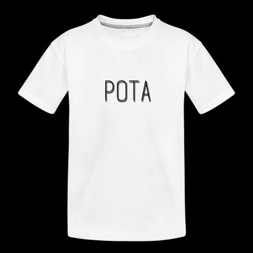 pota2 - Maglietta ecologica premium per ragazzi