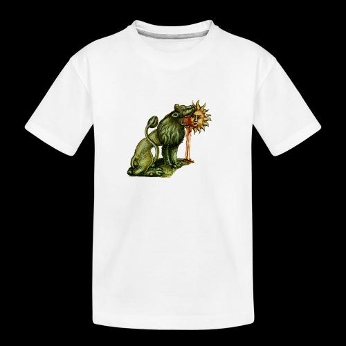 Sulfur - Maglietta ecologica premium per ragazzi