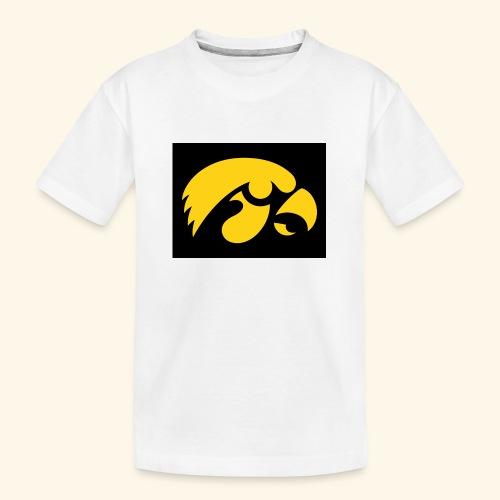 YellowHawk shirt - Teenager premium biologisch T-shirt