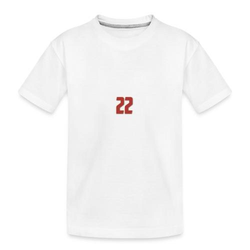 t-shirt zaniolo Roma - Maglietta ecologica premium per ragazzi