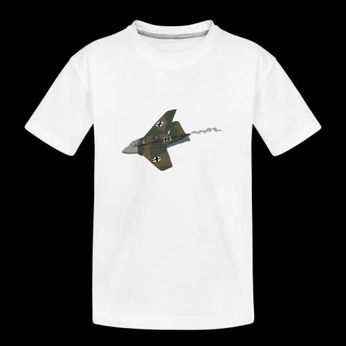 Me-163 Komet - Maglietta ecologica premium per ragazzi