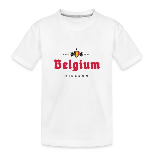Bierre Belgique - Belgium - Belgie - T-shirt bio Premium Ado