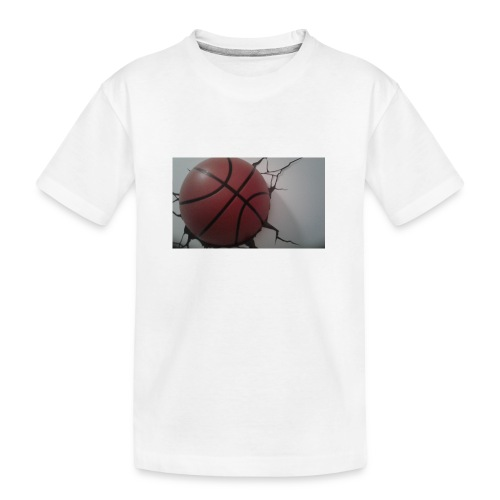 Softer Kevin K - Ekologisk premium-T-shirt tonåring