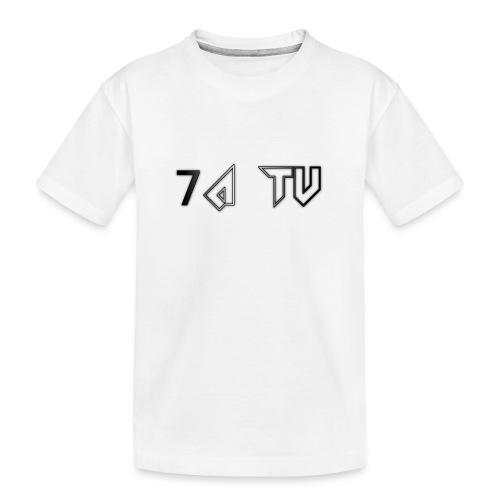 7A TV - Teenager Premium Organic T-Shirt