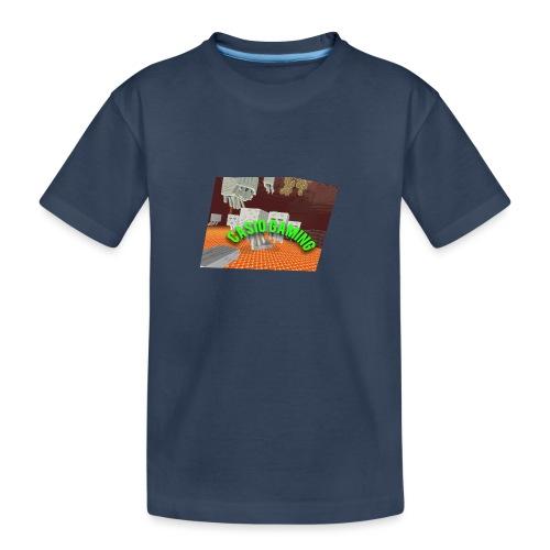 Logopit 1513697297360 - Teenager premium biologisch T-shirt