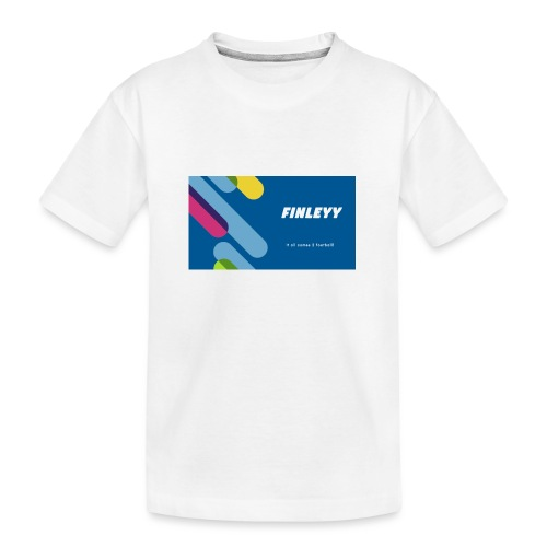 It all comes 2 foot ball! - Teenager Premium Organic T-Shirt